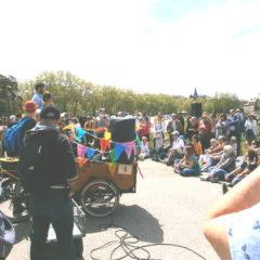 400 manifestants au Grand Rassemblement pour nos libertés à Annecy.