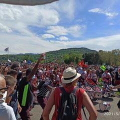 «La marche d'après» du 09 mai