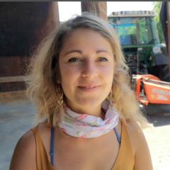 DÉPARTEMENTALES Charlène Cardoso, candidate «Réinventons la Haute-Savoie», en symbiose avec la confédération paysanne