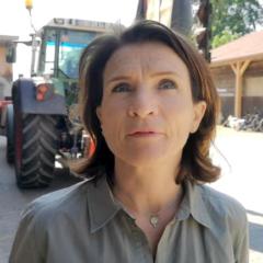DÉPARTEMENTALES Marie-Claire Teppe-Roguet, conseillère sortante sur Gaillard présente une équipe de droite avec une caution écologiste