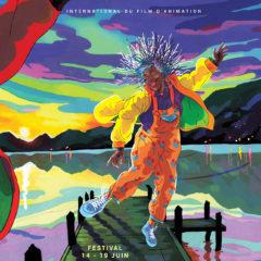 Les projections du festival d'animation  en plein air aux Haras