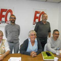 FO appelle le personnel médico-social à manifester le 5 octobre contre la politique gouvernementale