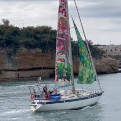 La route du Za'atar embarque à Marseille