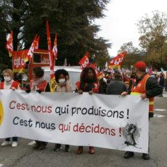 Le 5 octobre Actifs, retraité.es, jeunes, ensemble pour défendre leurs droits